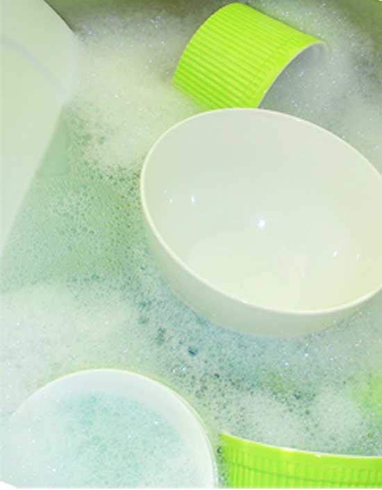 Washing-bubbles