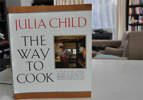 Julia-Child-Cookbook
